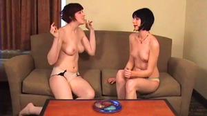 Pettles & Elora Play Strip Jester