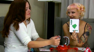 Strip Shockinaw with Faye and Liilii