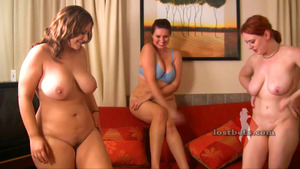 London, Wednesday, and Kimberly play Strip Super Surgery