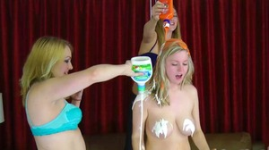 Strip Shockinaw with Heather, Michelle and Star (HD)