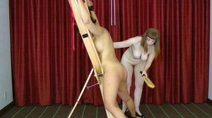 Strip Splotzee with Ginger and Penny (HD)