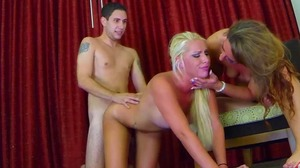 Strip Prick-Prick-Bang with Cherry M and Savannah (ft Brad) (HD)