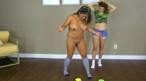 Strip Pod Stomp with Bailey and Desiree (HD)