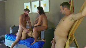 Strip Frenzy with Kevin and Kimmy vs. Helena and Trace